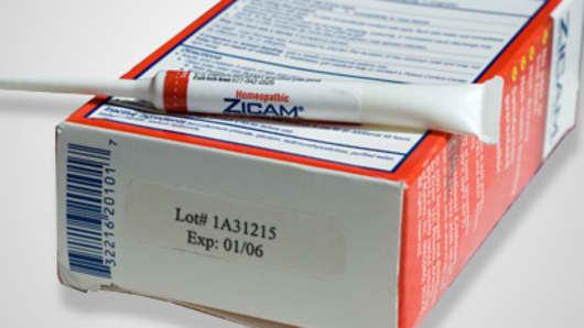 Expired Zicam