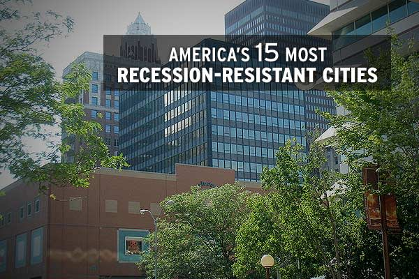 Some cities have been hit much harder than others during the recession. Cities in California, Florida and Michigan, for instance, have been particularly hard hit, while others have seen their economy grow. In a recent Brookings Institution study, researchers gathered key economic statistics about the 100 largest US metro areas, including employment, home values and Gross Metropolitan Product (GMP). Among the surprising results - 38 metro areas recorded an increase in home values, even though th