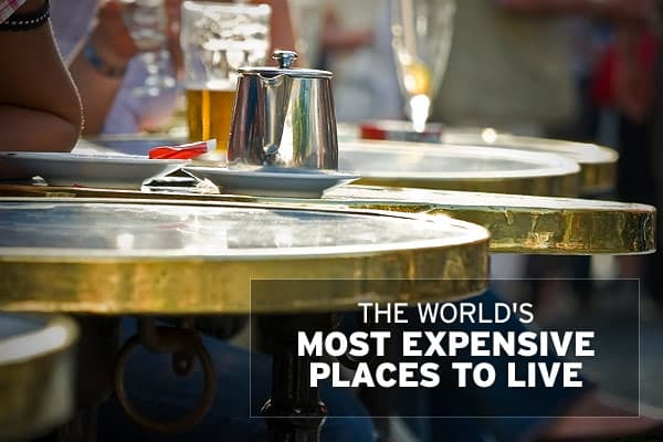 Each year,  assembles its ranking of the most expensive places to live. Mercer compiles information from 143 cities worldwide, comparing the cost of more than 200 items in each location including housing, transportation, food, entertainment and more.This year's rankings saw a significant reshuffling from 2008, due largely in part to currency fluctuations and the strengthening of the US dollar, which Mercer uses as the benchmark for comparing costs. This year's Cost of Living Survey found that Eu