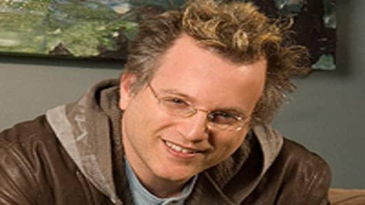 Author Ben Mezrick