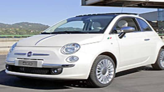 The Fiat 500