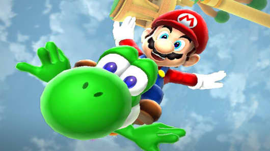 "Sequels aren't typically Nintendo's style, but the original ""Super Mario Galaxy"" on the Wii was so well received that it decided to make an exception here. Gameplay will be roughly the same, based on the trailer Nintendo showed at its press conference. This time, though, Mario's dinosaur buddy Yoshi will be along for the ride."