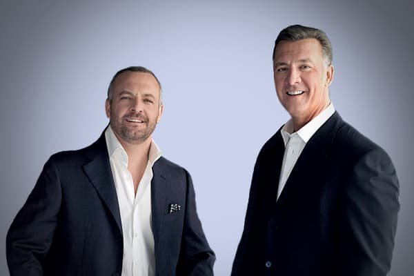 "Brothers Lorenzo and Frank Fertitta, owners of the Stations Casino empire, rolled the dice on the UFC. The billionaires put up $2 million to buy and $44 million more to run the near-bankrupt league in 2001.While early times were tough and the brothers thought about cutting their losses, they let it ride.  Lorenzo Fertitta says the gamble continues to pay off: ""We are up year over year in every category...revenue, profit, pay-per-view, live gate, international TV sales, sponsorships, everywhere."