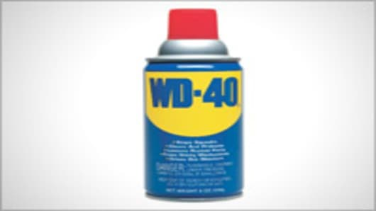 Can of WD-40