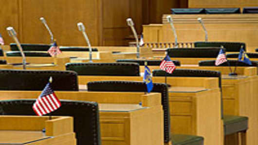 State hearing room
