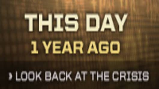This Day 1 Year Ago - A CNBC Special Report - See Complete Coverage