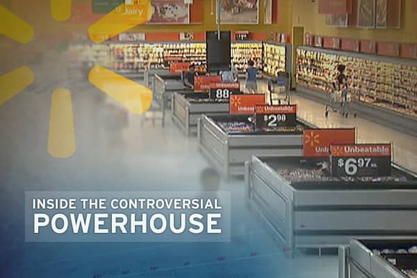 An inside look at the controversial retail powerhouse.CNBC investigates whether new leadership, aggressive green policies and a full-scale store overhaul signify real change for Walmart.