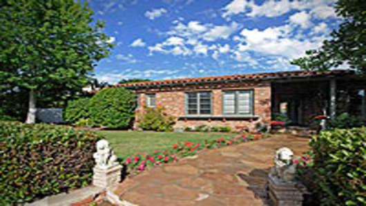 A 4-bedroom, 2.5-bath, 2,200-square-foot home in La Jolla, Calif.