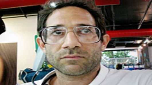 Dov Charney founder and CEO of American Apparel