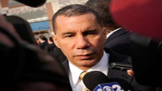 NY Governor David Paterson
