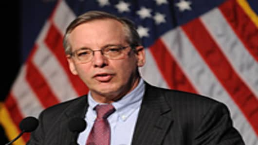 William C. Dudley, President and CEO of the Federal Reserve Bank of New York