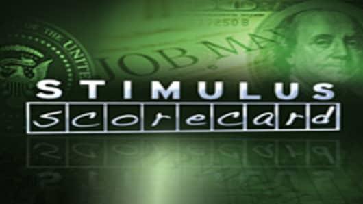 Stimulus Scorecard