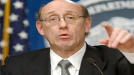 Kenneth R. Feinberg, the Treasury Department's special appointee for executive compensation.