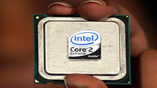 Intel Core 2 Extreme Quad-core processor