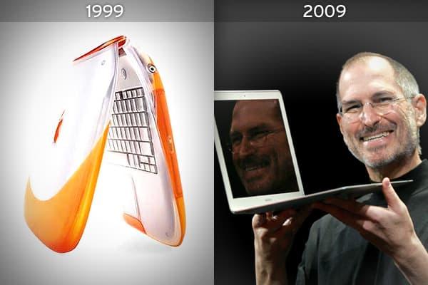 iBook G3 MacBook Air