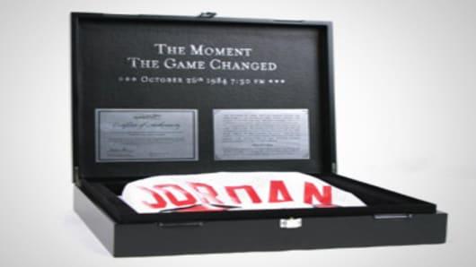Michael Jordan Box