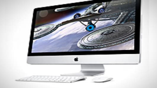 The 2009 iMac.