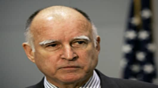 Jerry Brown, California State Attorney General