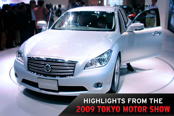 It was an 'electric parade' at the 2009 Tokyo Motor Show as many auto manufacturers announced plans to enhance their line up of electric cars. CNBC Asia Pacific was on-the-ground covering the event this week and the team took snapshots of the new concept cars that are set to drive the green revolution.