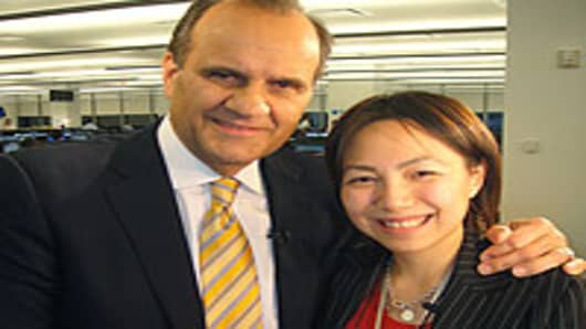 Joe Torre and Lulu