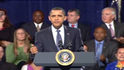 President Obama, Allentown, PA