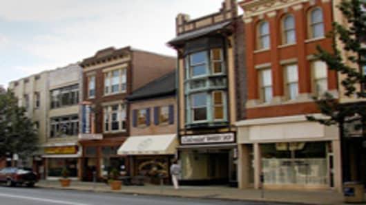 Downtown, Allentown, Pennsylvania