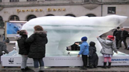 The Copenhagen Ice Bear