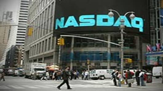 NASDAQ MarketSite Tower, Times Square, New York, NY
