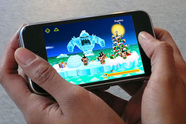 Pretend you're a god in this episodic microgame that gives players control over the lives of the game's pygmy characters. Entertainment Bolt Creative $0.99 iPhone OS 3.0 or later, iPod Touch
