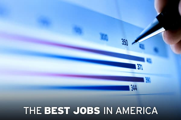 Rankings By: CareerCast.com | Source for salary data: Bureau of Labor Statistics