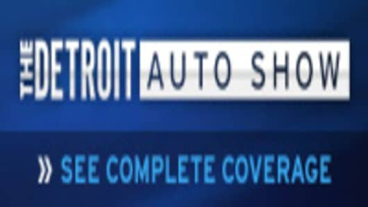 The Detroit Auto Show 2010