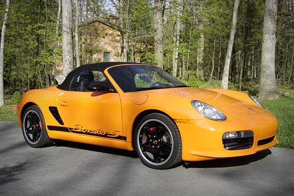 "Estimated Value: $70,000-$90,000 Units Built: 500 for the 2008 GTS RSSpeed: 165 mph The 1997 Boxer was inspired by the lines of the 550 Porsche Spyder of the early 1950s. For the next decade, the 986 Boxster continued to see many design and engine changes, including an ""S"" model. In 2005, an all-new 987 model debuted, and in 2008 Porsche introduced two limited-edition Porsche Spyders as the GTS RS (Orange/Black) and the RS 60 Spyder (Silver/Red). In 2012, Porsche announced the 981 model Boxster."