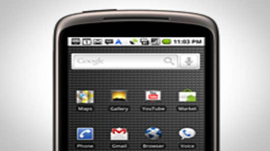 The Google Nexus One