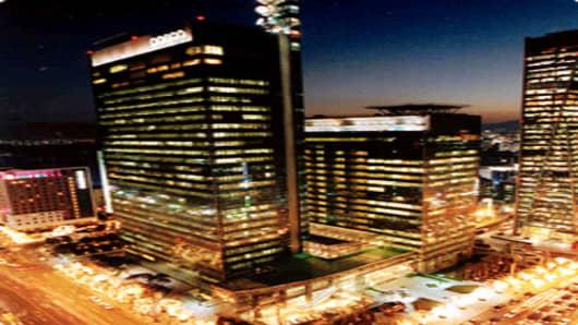 The POSCO Center in Seoul, South Korea