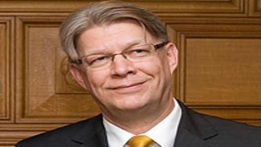 Valdis Zatlers, president of Latvia