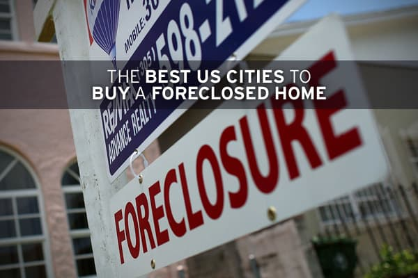 The turmoil in the US housing market has been  punctuated with  a wave of residential foreclosures. With sellers looking to offload foreclosed properties, often at a loss, the discounted prices have been identified as potentially profitable investments by speculators betting on a housing rebound. But across the country, where are the best opportunities?According to analysis recently compiled by real estate website , some cities around the US offer significantly better prices for foreclosed homes