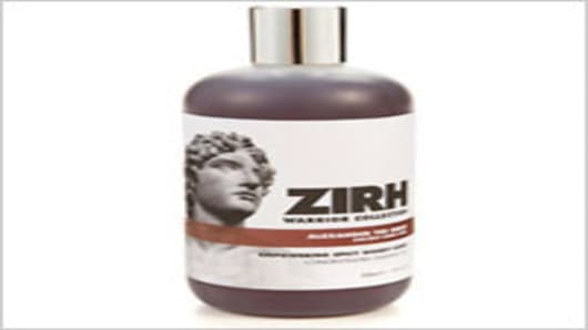 ZIRH Warrior Shower Gel