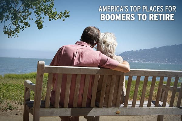 America 39 s top places for boomers to retire for Best small cities to retire in
