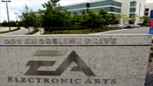 Electronic Arts Headquarters, Redwood City, California