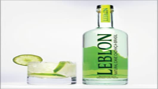 Leblon bottle