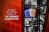 The baby boom generation - 80 million strong - is a powerful force in the economy, and it pays to know some of their biggest cultural influences, one of the most important being the movies they grew up watching., nationally known film/theater critic and author of Jeffrey Lyons' 101 Great Movies for Kids, identified the films which he considers to be the most influential, most popular and best among those that boomers grew up watching. He also offered his personal take on why these films, in part