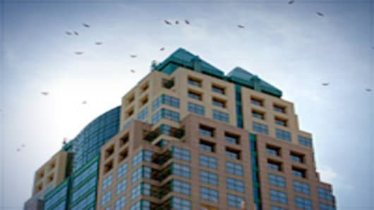 Vultures circling the SunTrust Center.