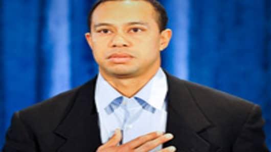 Tiger Woods Makes First Statement Since Crash.