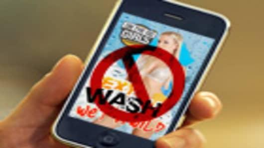 iPhone App Ban