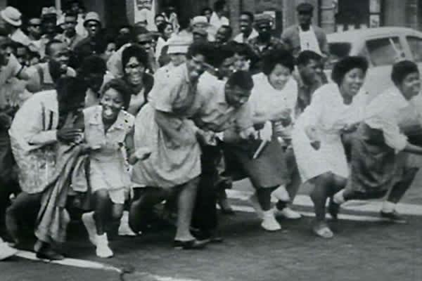 The marchers — some as young as 6 and 7 — were arrested.  But the courage of these baby boomers had an effect. A week later, downtown Birmingham agreed to desegregate its lunch counters, restrooms and water fountains.Denise wasn't allowed to march, but she was about to make an even greater impact on the civil rights front.