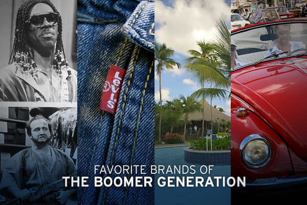 For the nearly 80 million American baby boomers, the choices and brand preferences of the generation has, and continues to have a major economic impact. Their estimated $3 trillion in spending power has the ability to generate big revenues for the companies who own the boomer's favorite brands., Managing Editor of , brand expert and member of the Boomer generation, put together her top picks for the most significant brands and products that have defined the buying habits of a generation.So, what