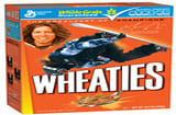 Shaun White featured on a box of Wheaties