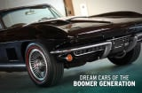 "Automobiles have played a major role in the lives of those born from 1946-1963, and with the majority of baby boomers making their way through young adulthood during the 60s and 70s, they were extremely impressionable during the golden age of performance cars. To get a taste of Boomer ""Dream Cars,"" CNBC.com asked Steve Davis, collectable car expert and President of the , to give his take on the most sought-after classic cars of the generation. According to him, ""baby boomers are reliving their y"