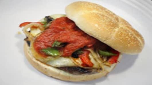 Cudighi Yooper Sandwich