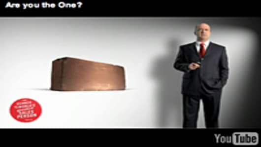 OgilvyOne is using its YouTube channel to search for the world's greatest salesperson. Are you the One?